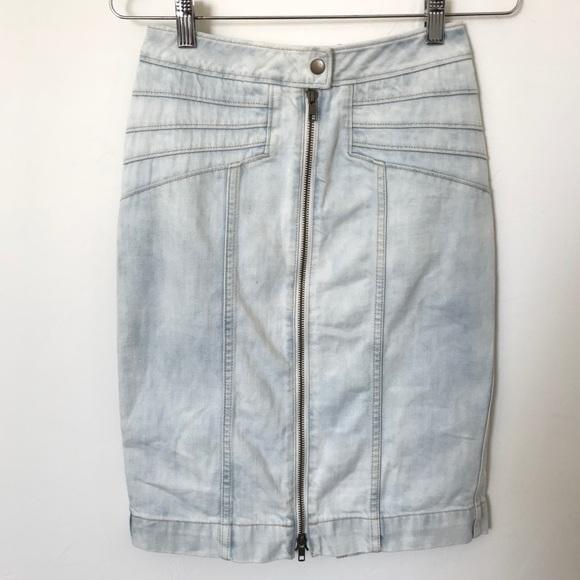 9b2ed1e592 Anthropologie Dresses & Skirts - Anthropologie Pilcro Denim Skirt {NWOT}